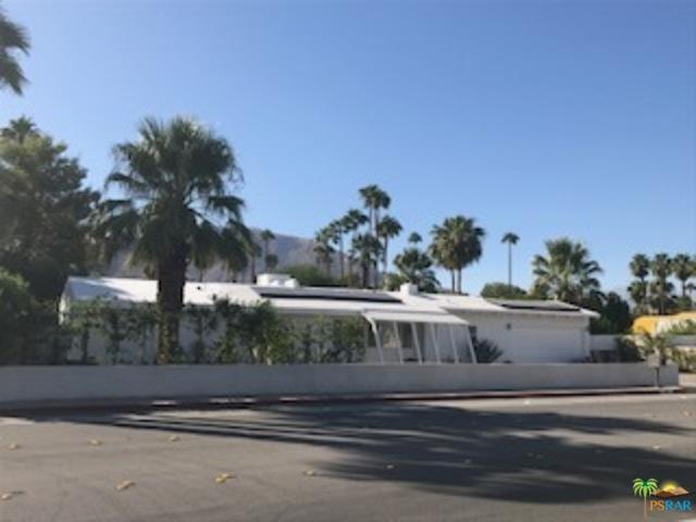 1185 N Avenida Caballeros, Palm Springs, CA 92262 (MLS #17290640PS) :: Brad Schmett Real Estate Group