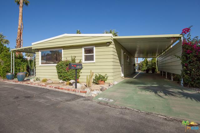 232 Del Mar Drive, Palm Springs, CA 92264 (MLS #17290656PS) :: Hacienda Group Inc