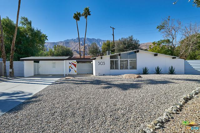 303 E Laurel Circle, Palm Springs, CA 92262 (MLS #17290840PS) :: Brad Schmett Real Estate Group