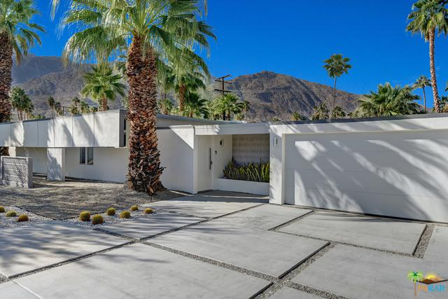 1020 E La Verne Way, Palm Springs, CA 92264 (MLS #17290890PS) :: Brad Schmett Real Estate Group
