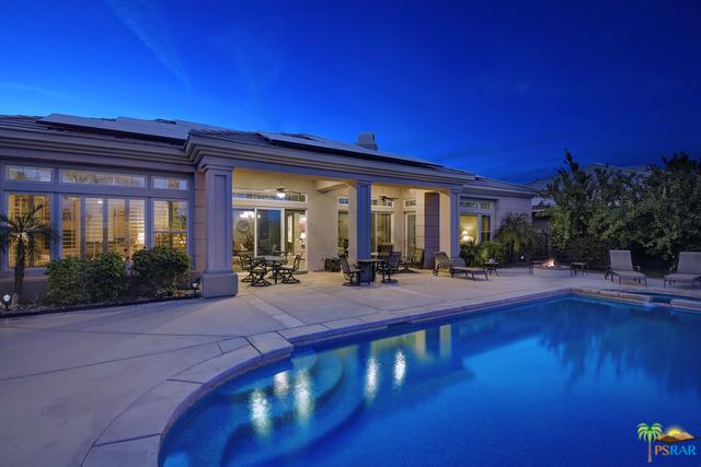6 Via Verde, Rancho Mirage, CA 92270 (MLS #17293200PS) :: The John Jay Group - Bennion Deville Homes