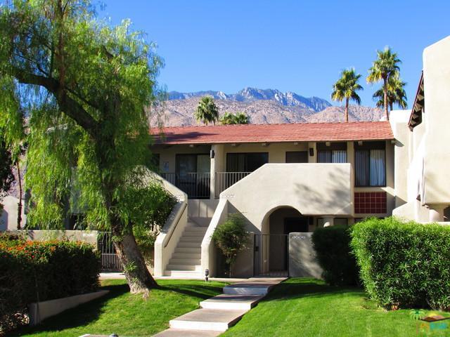 1150 E Amado Road 16B2, Palm Springs, CA 92262 (MLS #17293316PS) :: The John Jay Group - Bennion Deville Homes