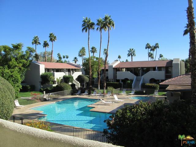 1150 E Amado Road 17B2, Palm Springs, CA 92262 (MLS #17293486PS) :: The John Jay Group - Bennion Deville Homes