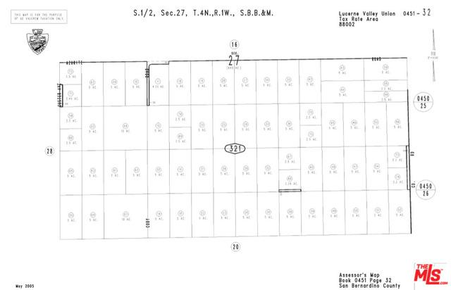 0 Carnelian Rd., Lucerne Valley, CA 92356 (MLS #17294756) :: Deirdre Coit and Associates