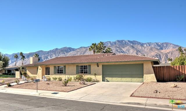909 N Camino Condor, Palm Springs, CA 92262 (MLS #17295012PS) :: Team Wasserman