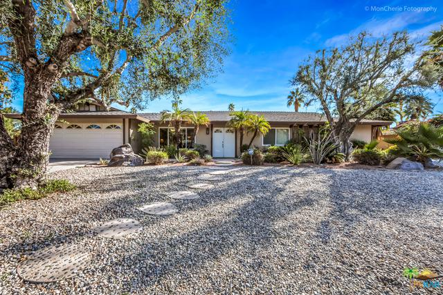 1284 S Farrell Drive, Palm Springs, CA 92264 (MLS #17295928PS) :: The John Jay Group - Bennion Deville Homes
