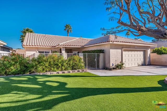 68702 Durango Road, Cathedral City, CA 92234 (MLS #17296136PS) :: The John Jay Group - Bennion Deville Homes