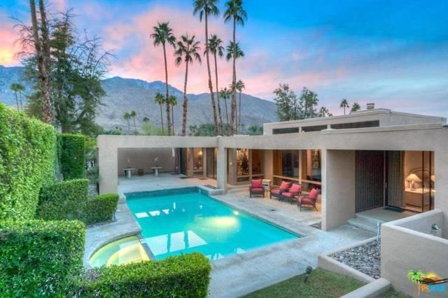 2400 S Caliente Drive, Palm Springs, CA 92264 (MLS #17296592PS) :: Brad Schmett Real Estate Group
