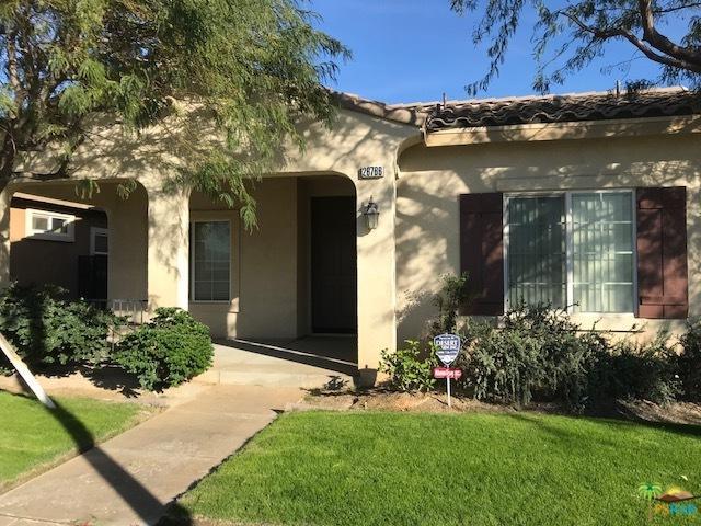 26766 Avenida Quintana, Cathedral City, CA 92234 (MLS #17296836PS) :: The John Jay Group - Bennion Deville Homes