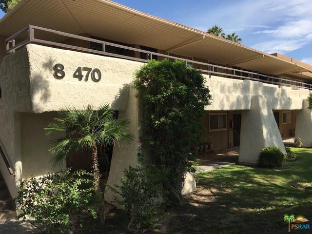 470 N Villa Court #102, Palm Springs, CA 92262 (MLS #17297512PS) :: Hacienda Group Inc