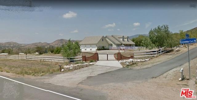33406 Deerglen Lane, Agua Dulce, CA 91390 (MLS #17297760) :: Deirdre Coit and Associates