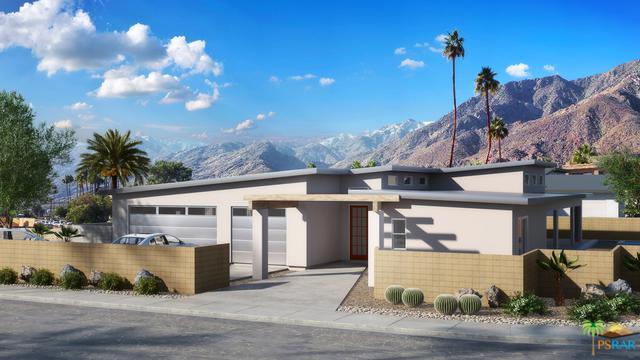 321 E Santiago Way, Palm Springs, CA 92264 (MLS #17298038PS) :: The John Jay Group - Bennion Deville Homes