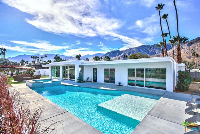 2364 S Yosemite Drive, Palm Springs, CA 92264 (MLS #17298666PS) :: The John Jay Group - Bennion Deville Homes