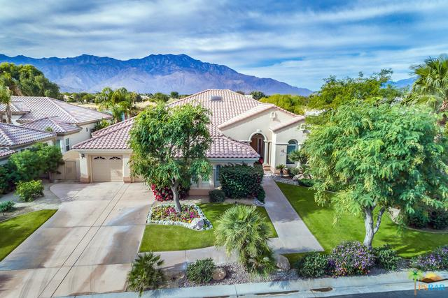 7 Via Bella, Rancho Mirage, CA 92270 (MLS #18298820PS) :: Brad Schmett Real Estate Group