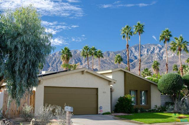 855 S Nueva Vista Drive, Palm Springs, CA 92264 (MLS #18299690PS) :: Brad Schmett Real Estate Group