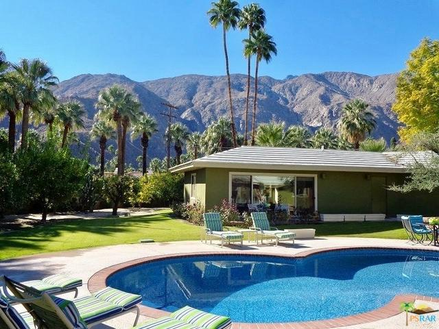375 W Hermosa Place, Palm Springs, CA 92262 (MLS #18300606PS) :: Brad Schmett Real Estate Group