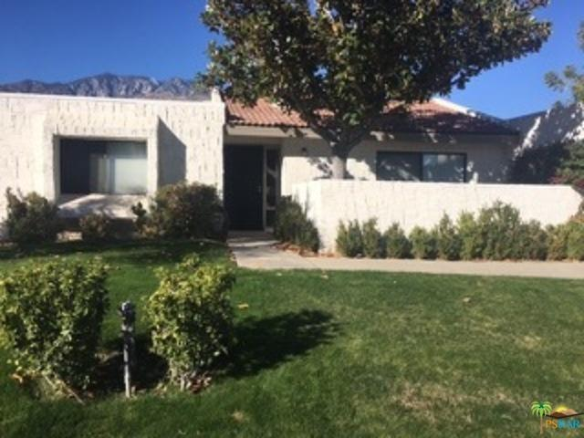 573 E Sunshine Circle, Palm Springs, CA 92264 (MLS #18300656PS) :: Brad Schmett Real Estate Group
