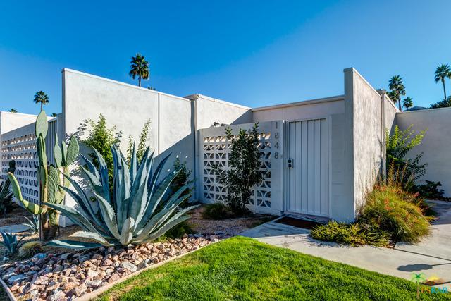 1848 Sandcliff Road Road, Palm Springs, CA 92264 (MLS #18300758PS) :: The John Jay Group - Bennion Deville Homes