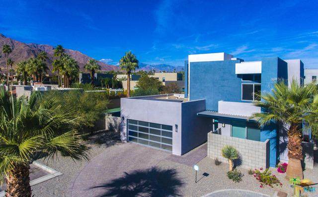 1030 Paz Drive, Palm Springs, CA 92262 (MLS #18300796PS) :: The John Jay Group - Bennion Deville Homes
