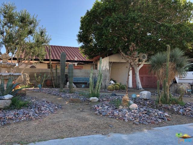 27420 Avenida Quintana, Cathedral City, CA 92234 (MLS #18300912PS) :: The John Jay Group - Bennion Deville Homes