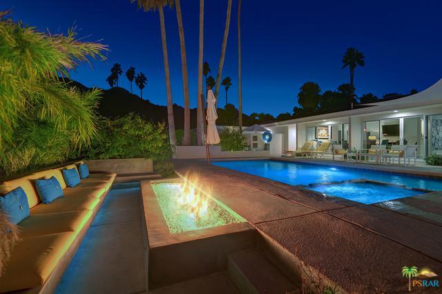 338 Vereda Norte, Palm Springs, CA 92262 (MLS #18301160PS) :: The John Jay Group - Bennion Deville Homes