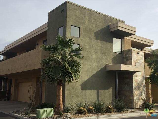 870 E Palm Canyon Drive #203, Palm Springs, CA 92264 (MLS #18301840PS) :: Brad Schmett Real Estate Group