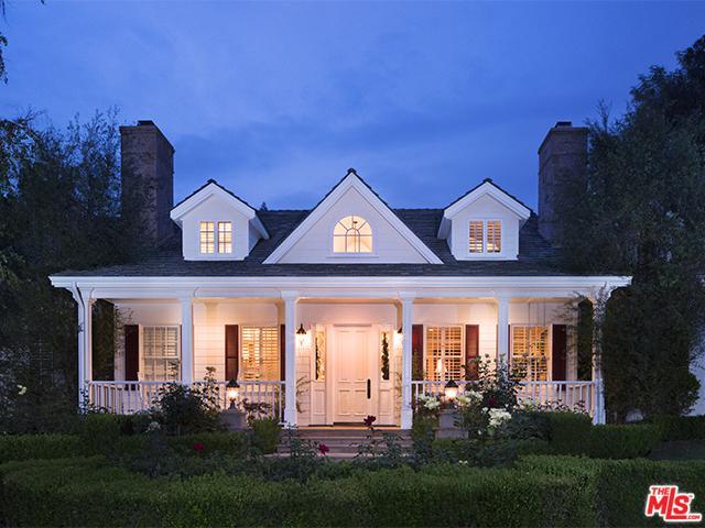 5474 Round Meadow Road, Hidden Hills, CA 91302 (MLS #18301880) :: The John Jay Group - Bennion Deville Homes