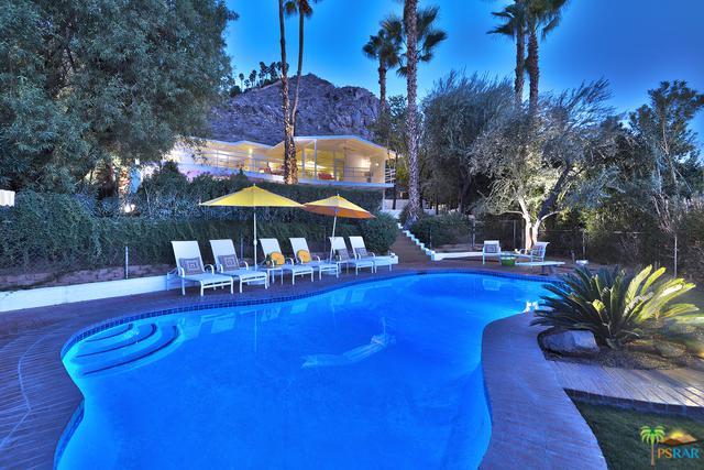 2195 Rim Road, Palm Springs, CA 92264 (MLS #18302378PS) :: Brad Schmett Real Estate Group
