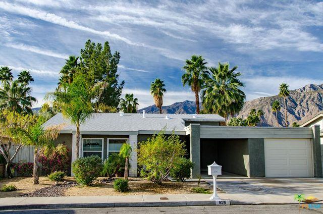 825 S Nueva Vista Drive, Palm Springs, CA 92264 (MLS #18302554PS) :: Brad Schmett Real Estate Group