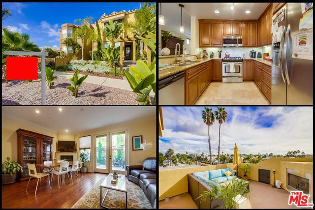1372 Oliver Avenue, San Diego (City), CA 92109 (MLS #18302610) :: The John Jay Group - Bennion Deville Homes