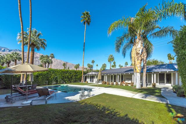 11 Palomino Road, Palm Springs, CA 92264 (MLS #18302982PS) :: The John Jay Group - Bennion Deville Homes