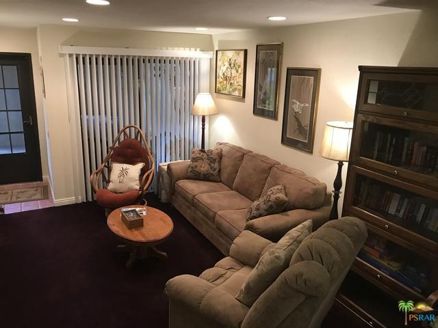 680 N Ashurst Court #106, Palm Springs, CA 92262 (MLS #18303154PS) :: The John Jay Group - Bennion Deville Homes