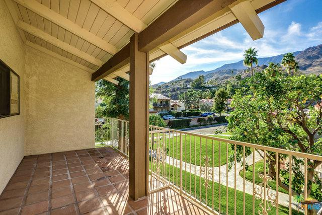 2170 S Palm Canyon Drive #23, Palm Springs, CA 92264 (MLS #18303802PS) :: The John Jay Group - Bennion Deville Homes