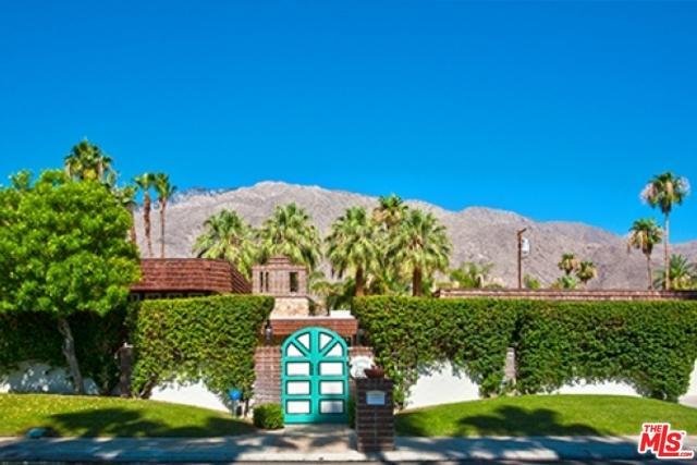 635 S Grenfall Road, Palm Springs, CA 92264 (MLS #18303816) :: Brad Schmett Real Estate Group