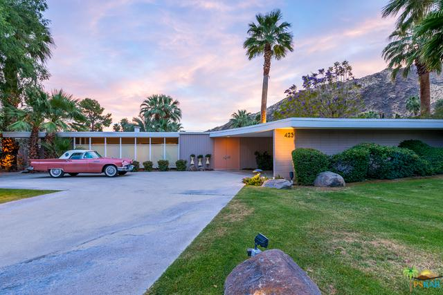 423 W Merito Place, Palm Springs, CA 92262 (MLS #18303830PS) :: Deirdre Coit and Associates