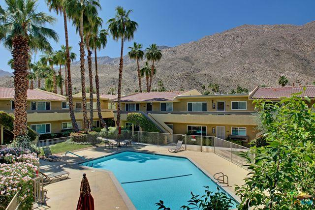 1950 S Palm Canyon Drive #105, Palm Springs, CA 92264 (MLS #18304156PS) :: The John Jay Group - Bennion Deville Homes