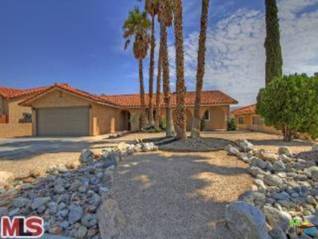 9480 Clubhouse Boulevard, Desert Hot Springs, CA 92240 (MLS #18304768PS) :: Hacienda Group Inc