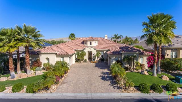 35 Vista Encantada, Rancho Mirage, CA 92270 (MLS #18305002PS) :: The John Jay Group - Bennion Deville Homes