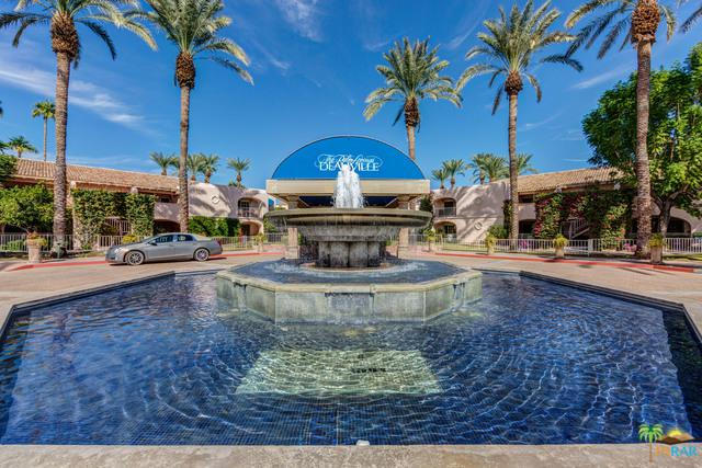 500 E Amado Road #204, Palm Springs, CA 92262 (MLS #18305264PS) :: The John Jay Group - Bennion Deville Homes