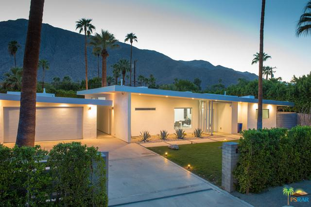 12 Warm Sands Place, Palm Springs, CA 92264 (MLS #18305396PS) :: Deirdre Coit and Associates
