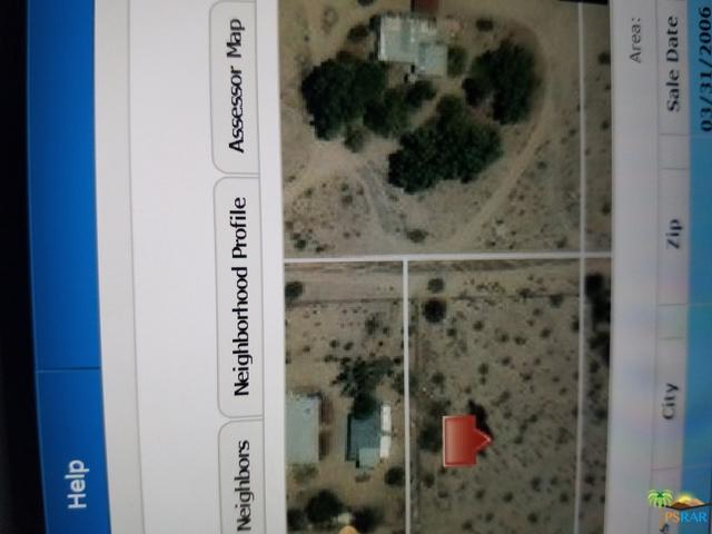 0 Desert Haven Rd, Sky Valley, CA 92242 (MLS #18305498PS) :: The John Jay Group - Bennion Deville Homes