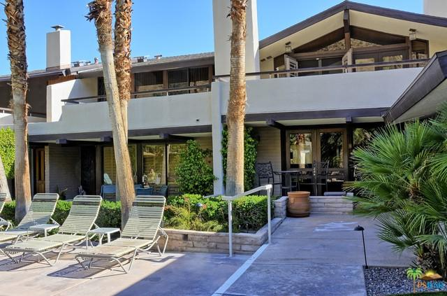 555 W Arenas Road #5, Palm Springs, CA 92262 (MLS #18306360PS) :: The John Jay Group - Bennion Deville Homes