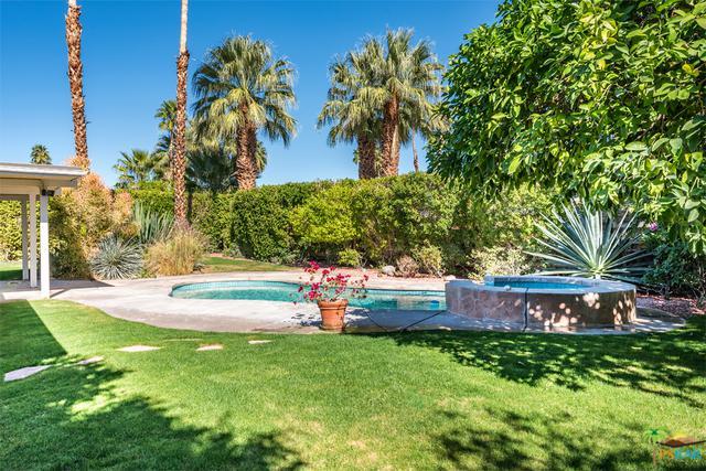 530 N Burton Way, Palm Springs, CA 92262 (MLS #18306636PS) :: Team Wasserman