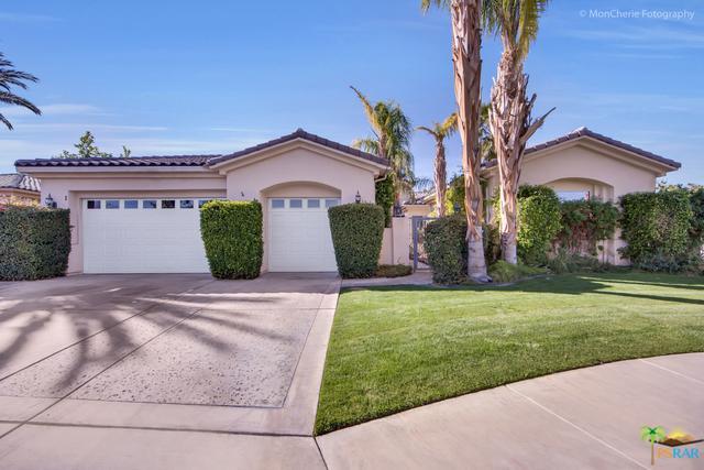 1 Bristol Court, Rancho Mirage, CA 92270 (MLS #18306650PS) :: The John Jay Group - Bennion Deville Homes