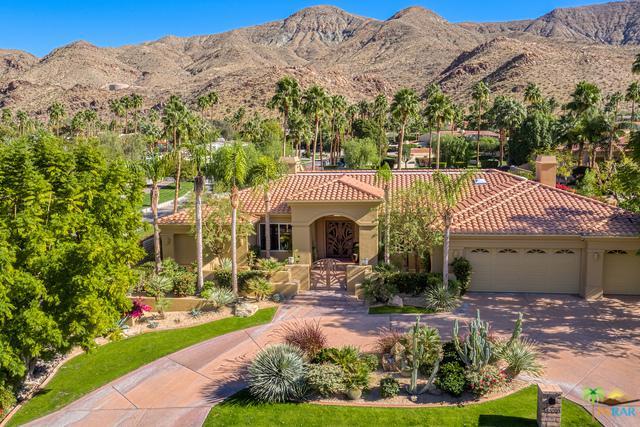 38520 E Maracaibo Circle, Palm Springs, CA 92264 (MLS #18307008PS) :: Team Wasserman