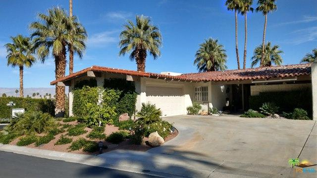 40100 Via Valencia, Rancho Mirage, CA 92270 (MLS #18307092PS) :: Brad Schmett Real Estate Group
