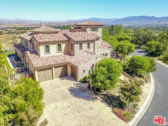 25381 Oakview Estate Drive, Valencia, CA 91381 (MLS #18308518) :: Team Wasserman