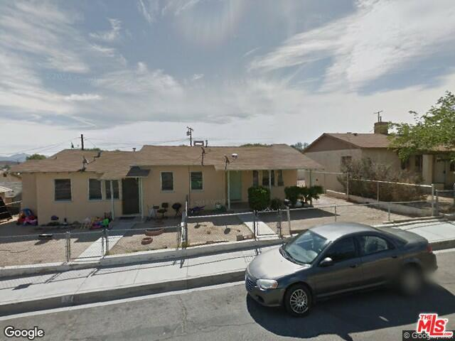 309 Wilshire, Barstow, CA 92311 (MLS #18308602) :: The John Jay Group - Bennion Deville Homes