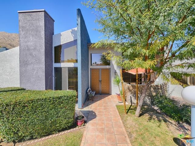 201 E La Verne Way, Palm Springs, CA 92264 (MLS #18308738PS) :: Brad Schmett Real Estate Group