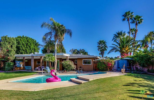 15 Gary Circle, Palm Springs, CA 92262 (MLS #18310012PS) :: Team Wasserman